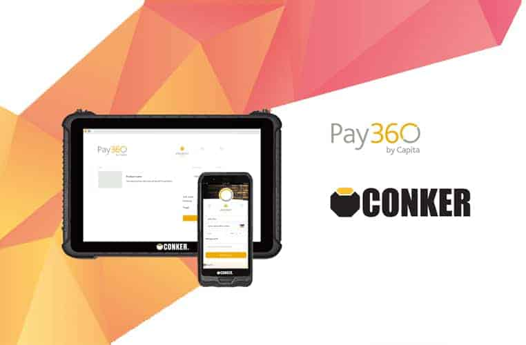 Digital Transformation Expo - Who are Conker? conker-360-partnership